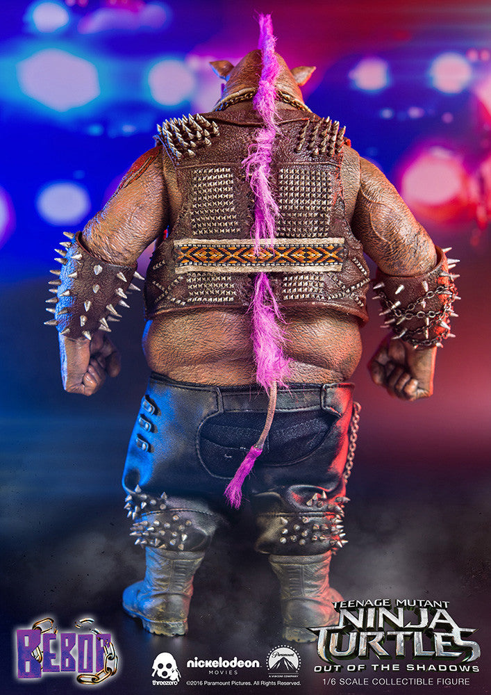 ThreeZero - Teenage Mutant Ninja Turtles: Out of the Shadows - Bebop - Marvelous Toys - 16
