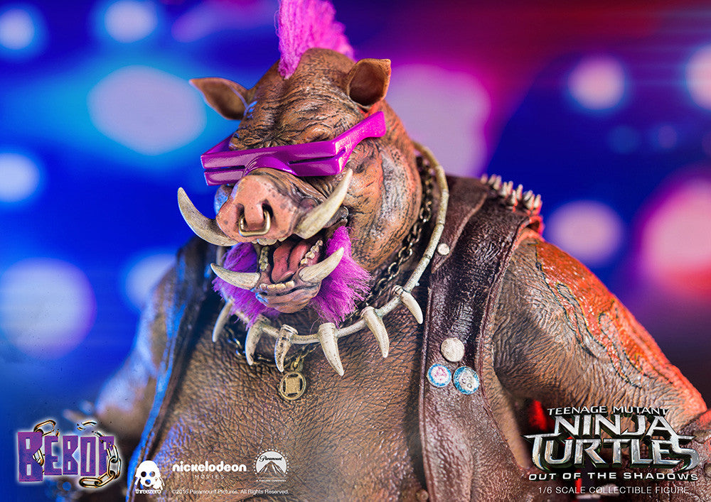 ThreeZero - Teenage Mutant Ninja Turtles: Out of the Shadows - Bebop - Marvelous Toys - 19