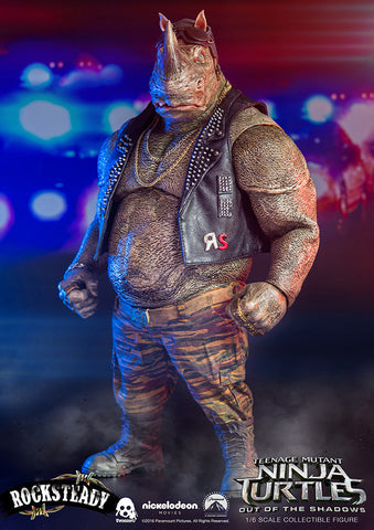 ThreeZero - Teenage Mutant Ninja Turtles: Out of the Shadows - Rocksteady - Marvelous Toys - 2