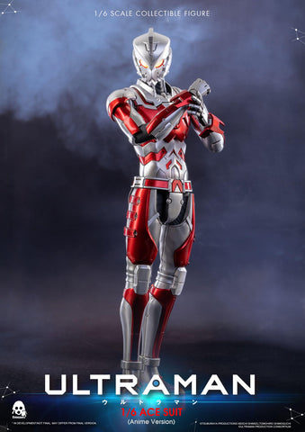 ThreeZero - Netflix's Ultraman - Ultraman Ace Suit (1/6 Scale)