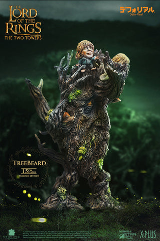 Star Ace Toys - Defo-Real - The Lord of the Rings - Treebeard