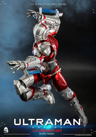ThreeZero - Ultraman - Ultraman Suit (2019 Netflix Anime ver.) (1/6 Scale)