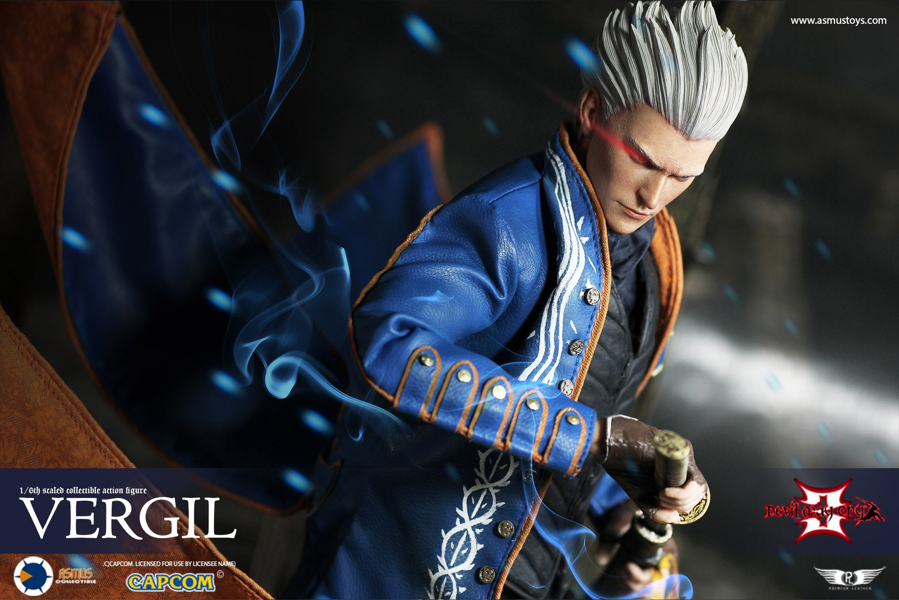 Asmus Toys - Devil May Cry 3 - Vergil (1/6 Scale)