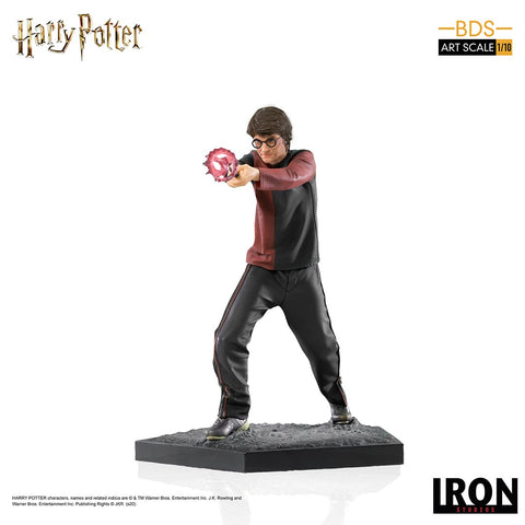 Iron Studios - BDS Art Scale 1:10 - Harry Potter and the Goblet of Fire - Harry Potter