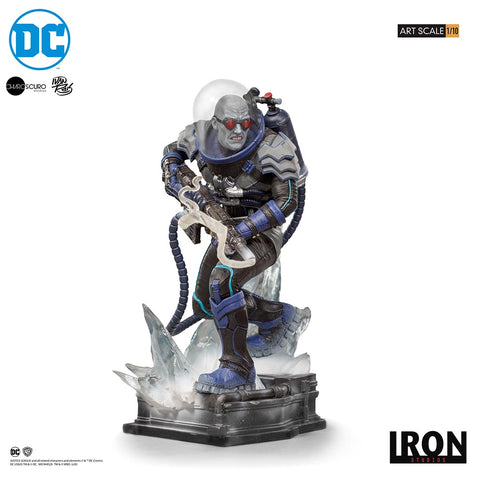 Iron Studios - Art Scale 1:10 - DC Comics by Ivan Reis - Mr. Freeze