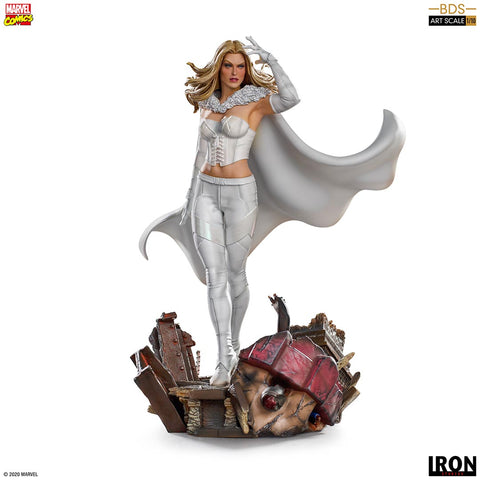 Iron Studios - BDS Art Scale 1:10 - Marvel's X-Men - Emma Frost