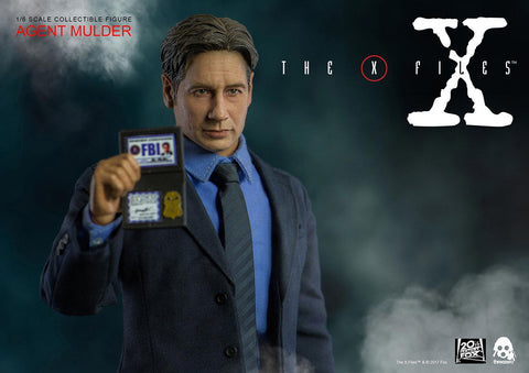 ThreeZero - The X Files - Agent Mulder