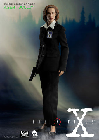 ThreeZero - The X-Files - Agent Dana Scully (Standard)