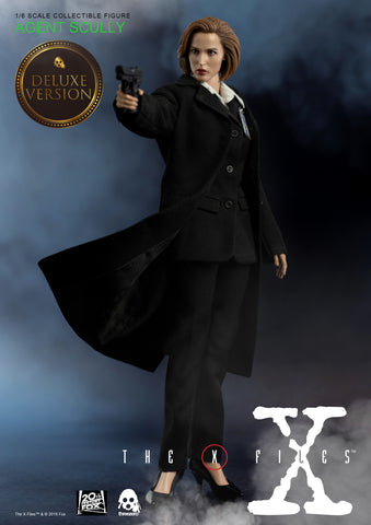 ThreeZero - The X-Files - Agent Dana Scully (Deluxe)
