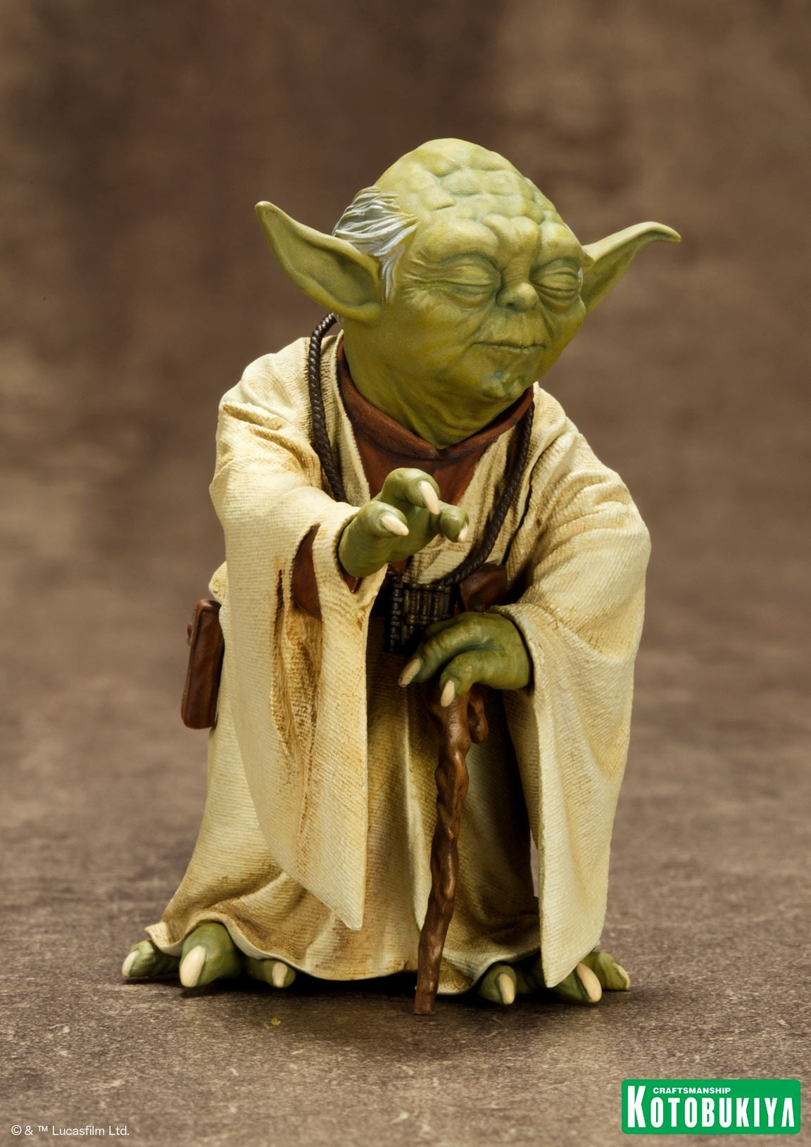 Kotobukiya - Star Wars - Yoda and R2D2 Dagobah ARTFX+ Statue Set - Marvelous Toys - 4