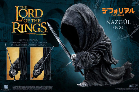 Star Ace Toys - Defo-Real - The Lord of the Rings - Nazgul (NX)
