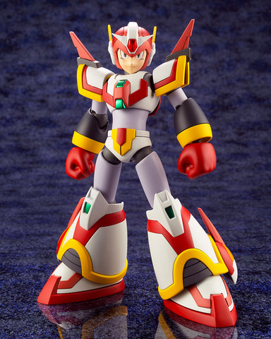 Kotobukiya - Rockman X - Mega Man X Force Armor (Rising Fire Ver.) Model Kit