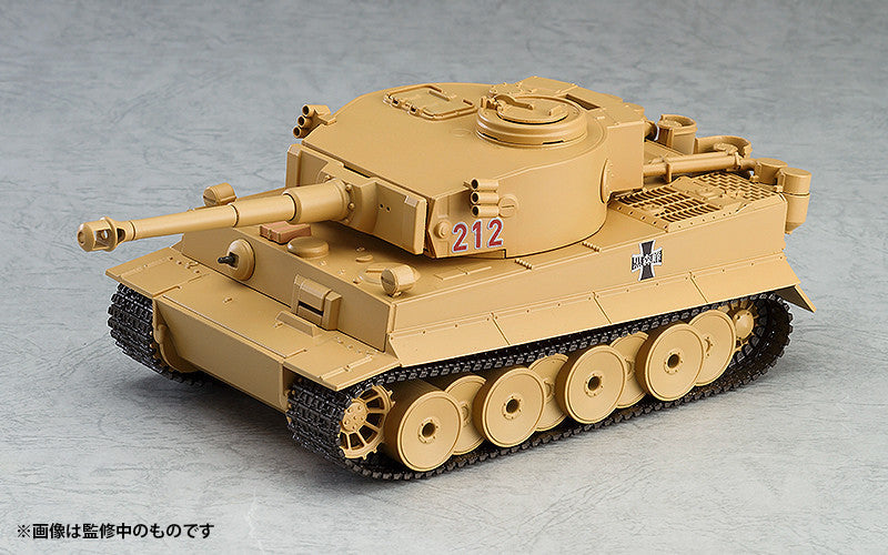 Nendoroid More - Girls und Panzer - Tiger I - Marvelous Toys - 1