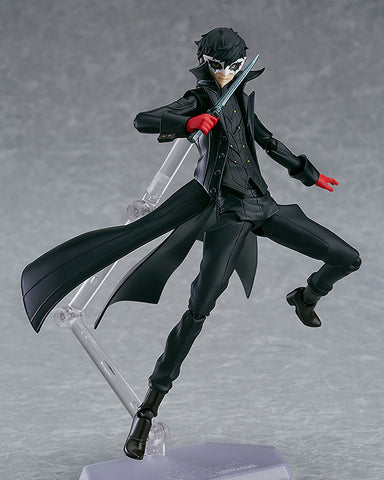 figma - 363 - Persona 5 - Joker with Morgana (2nd Reissue)