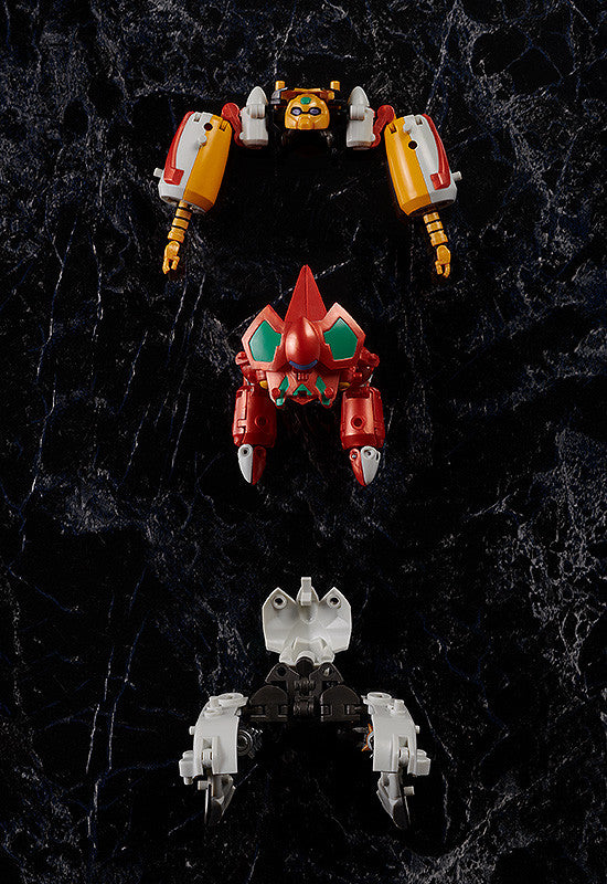 FREEing - Dynamic Change - New Getter Robo
