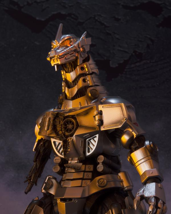 S.H.MonsterArts - MFS-3 Mechagodzilla Type-3 Kiryu (Final Battle Version) (TamashiiWeb Exclusive)