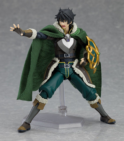 figma - 494 - The Rising of the Shield Hero - Naofumi Iwatani