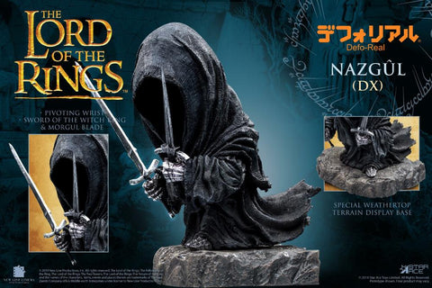 Star Ace Toys - Defo-Real - The Lord of the Rings - Nazgul (DX)