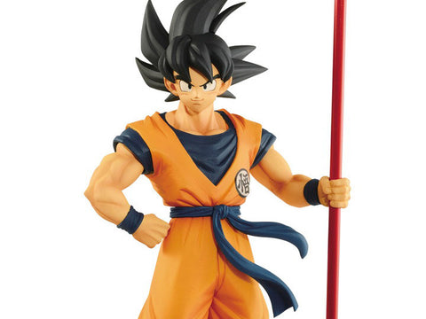 Banpresto - Dragon Ball Super the Movie - Son Goku (The 20th Film) Limited Edition