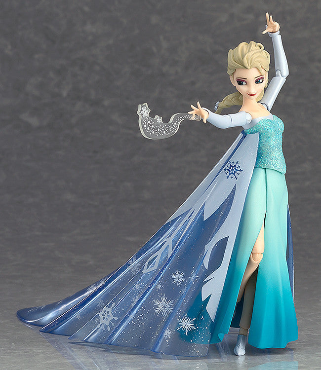 Good Smile Company - Figma - 308 - Frozen: Elsa and Olaf - Marvelous Toys - 5