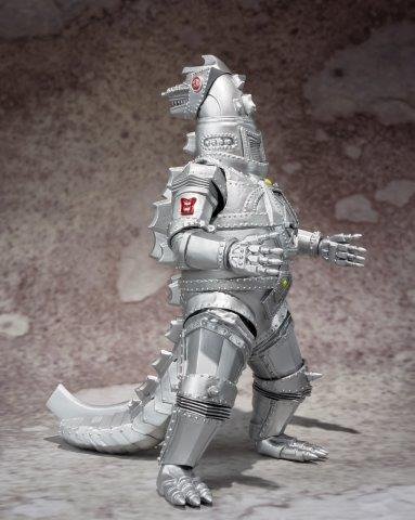 S.H.MonsterArts - MechaGodzilla (1974) (TamashiiWeb Exclusive)