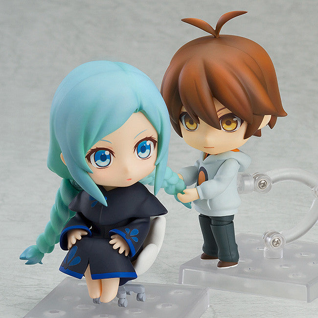Nendoroid - 811 - The Beheading Cycle: The Blue Savant and the Nonsense Bearer - Ii-chan