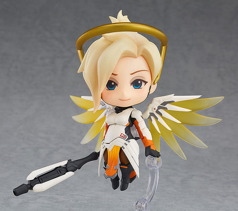 Nendoroid - 790 - Overwatch - Mercy: Classic Skin Edition