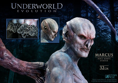 Star Ace Toys - Underworld: Evolution - Marcus (Soft Vinyl Statue)