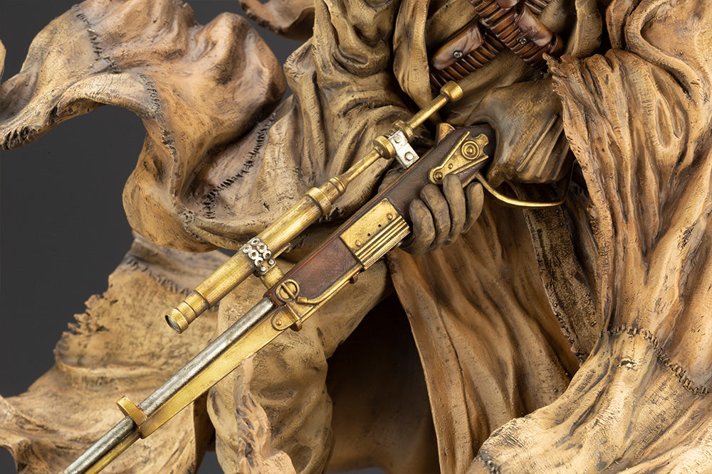 Kotobukiya - ARTFX Artist Series - Star Wars: A New Hope - Tusken Raider (Barbaric Desert Tribe) (1/7 Scale)