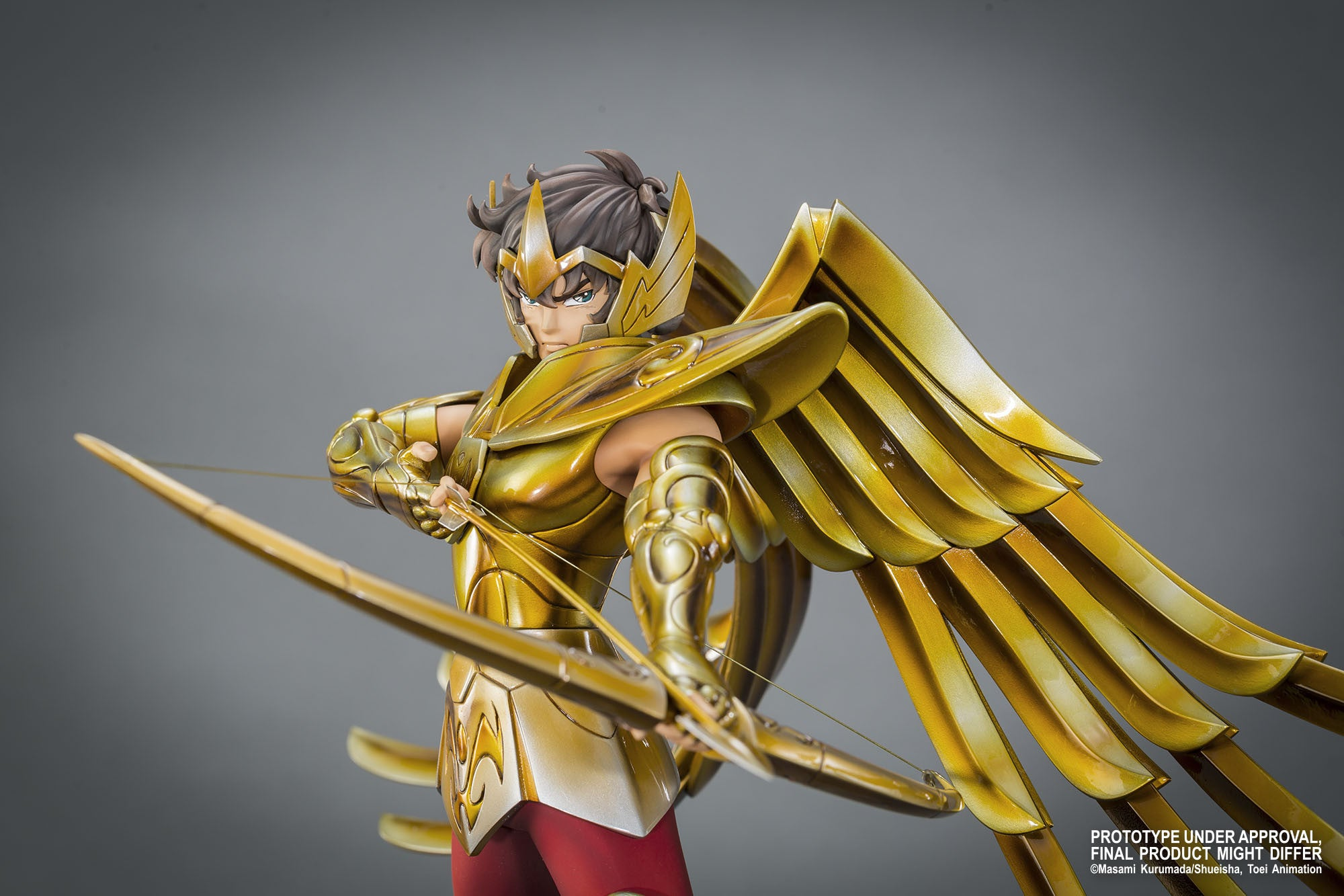 Tsume-Art - High Quality Statue - Saint Seiya - Aiolos