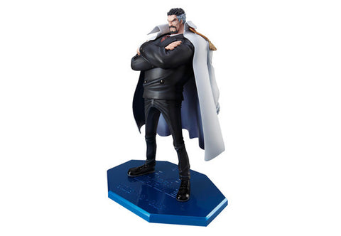 (IN STOCK) EX Monkey D. Garp Version Zero - One Piece - Portrait of Pirates P.O.P - Marvelous Toys - 2