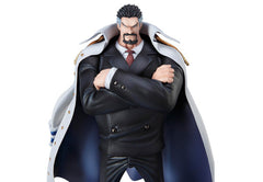 (IN STOCK) EX Monkey D. Garp Version Zero - One Piece - Portrait of Pirates P.O.P - Marvelous Toys - 4