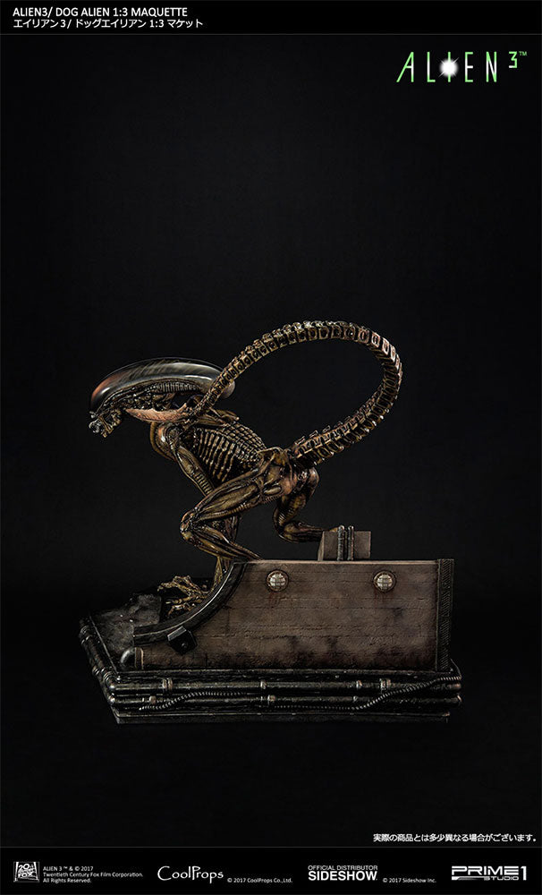 Sideshow Collectibles - CoolProps - Alien 3 - Dog Alien Maquette