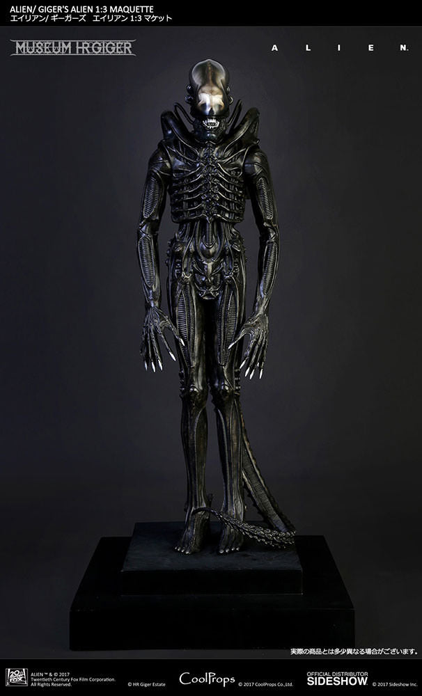 Sideshow Collectibles - CoolProps - Giger's Alien Maquette (1:3 Scale)