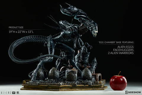 Sideshow Collectibles - Aliens - Alien Queen Maquette