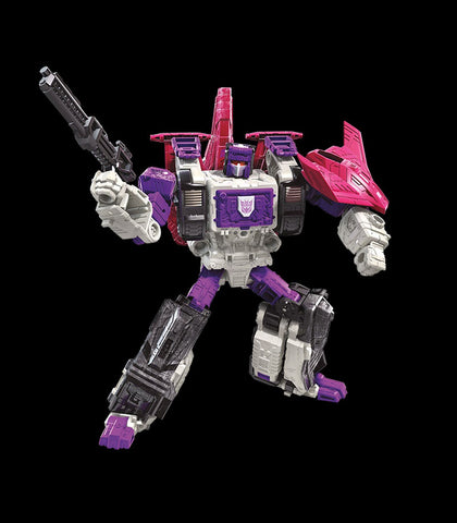 Hasbro - Transfomers Generations - War For Cybertron: Siege - Voyager - Apeface