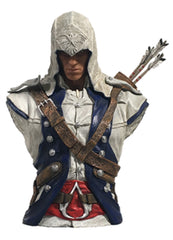 (IN STOCK) UbiCollectibles - Assassin's Creed - Legacy Collection - Connor Bust