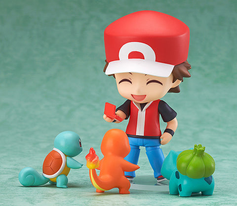 Nendoroid - 425 - The Pokemon Company - Red (Pokemon Center Exclusive)