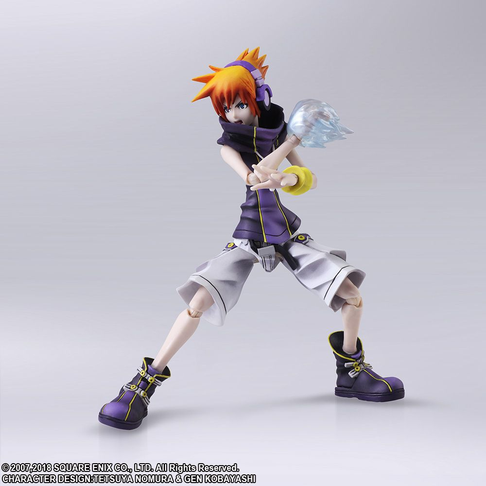 Bring Arts - The World Ends With You: Final Remix - Neku Sakuraba