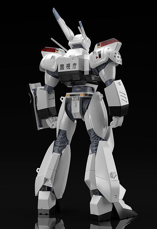 Good Smile Company - Moderoid - Mobile Police Patlabor - AV-98 Ingram and Bulldog Model Kit Set