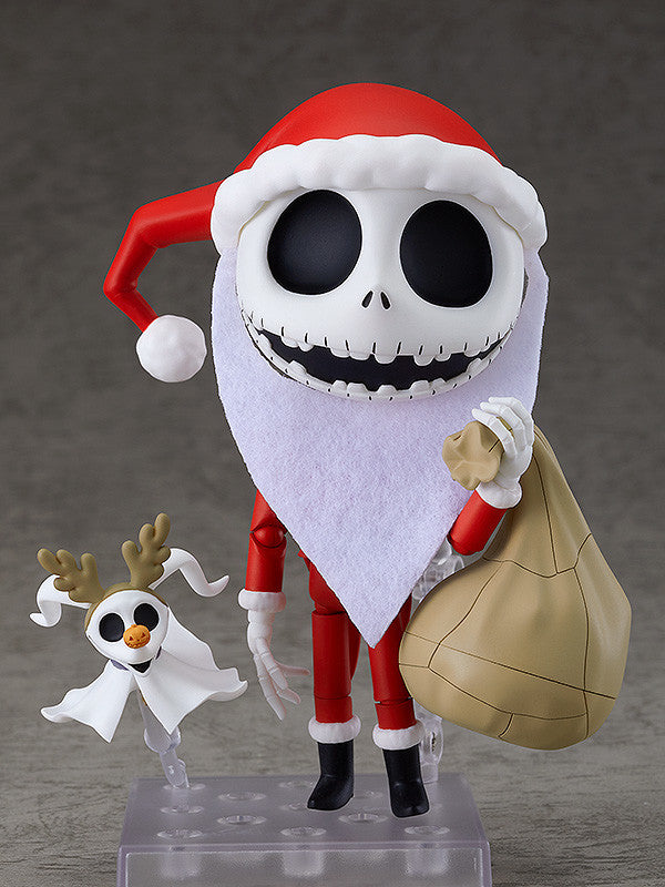 Nendoroid - 1517 - The Nightmare Before Christmas - Jack Skellington (Sandy Claws Ver.)