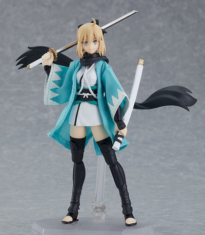 figma - 521-DX - Fate/Grand Order - Saber/Okita Souji (Ascension Ver.)