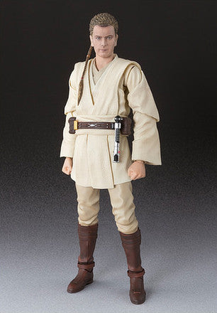 (IN STOCK) S.H.Figuarts - Obi-Wan Kenobi - The Phantom Menace - Marvelous Toys - 2