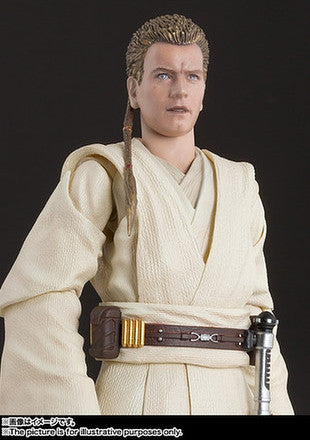 (IN STOCK) S.H.Figuarts - Obi-Wan Kenobi - The Phantom Menace - Marvelous Toys - 4