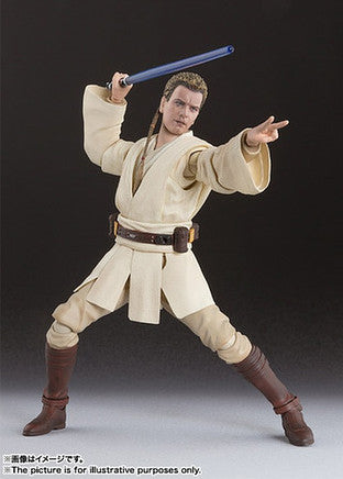 (IN STOCK) S.H.Figuarts - Obi-Wan Kenobi - The Phantom Menace - Marvelous Toys - 1