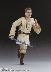 (IN STOCK) S.H.Figuarts - Obi-Wan Kenobi - The Phantom Menace - Marvelous Toys - 7