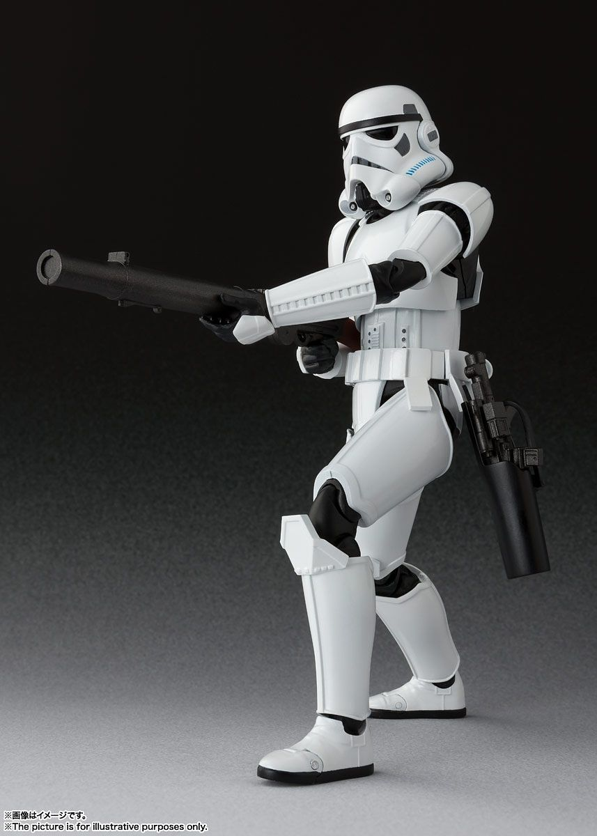 S.H.Figuarts - Star Wars: A New Hope - Stormtrooper