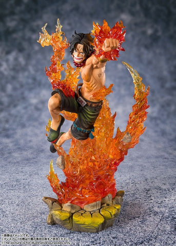 FiguartsZERO - One Piece - Portgas D. Ace -Whitebeard Pirates 2nd Division Commander-