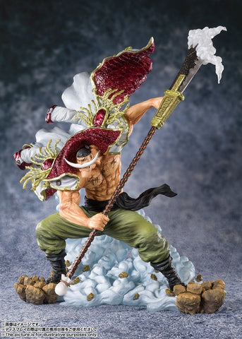 FiguartsZERO - One Piece - Edward Newgate -Whitebeard Pirates Captain-