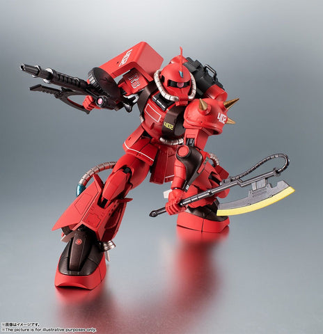 Bandai - The Robot Spirits [Side MS] - Mobile Suit Gundam - MS-06R-2 Johnny Ridden's Zaku II (High Mobility Type) Ver. A.N.I.M.E.